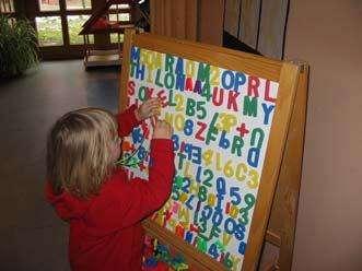 Hoheneggelsen - Buchstabenwerkstatt