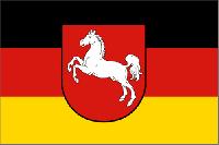 Niedersachsenflagge